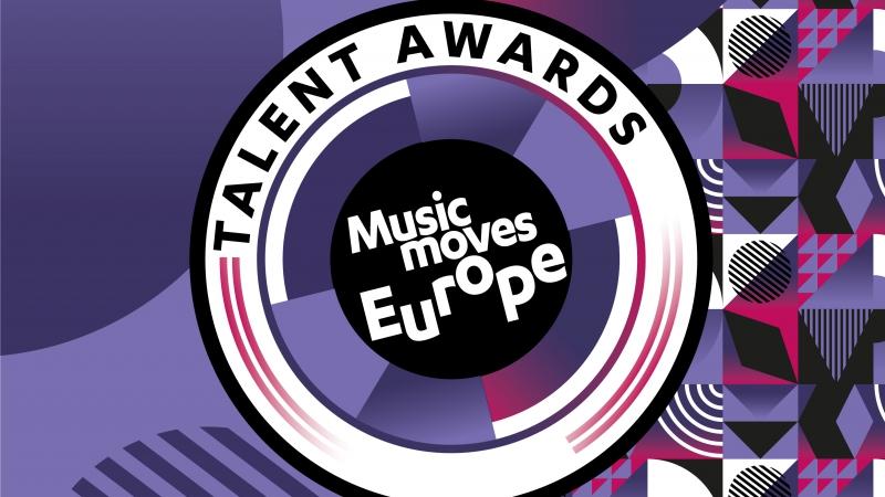 Music Moves Europe Talent Awards Genomineerden 2021
