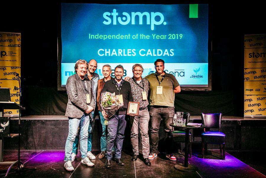 Nieuw: STOMP Young Achievement Award