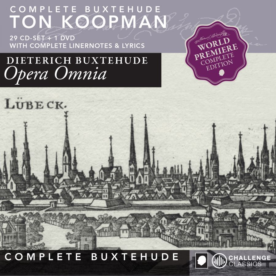 Opera Omnia Buxtehude compleet!