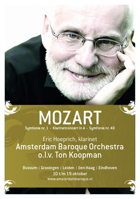 Verjaardagsconcert Ton Koopman in Bussum