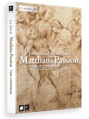 Matthäus Passion Eerste Paasdag op NostalgieNet
