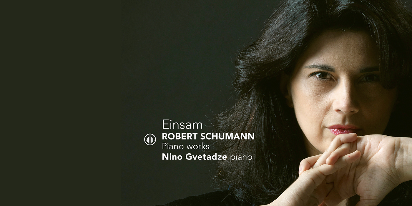 Out now! New album Einsam by Nino Gvetadze
