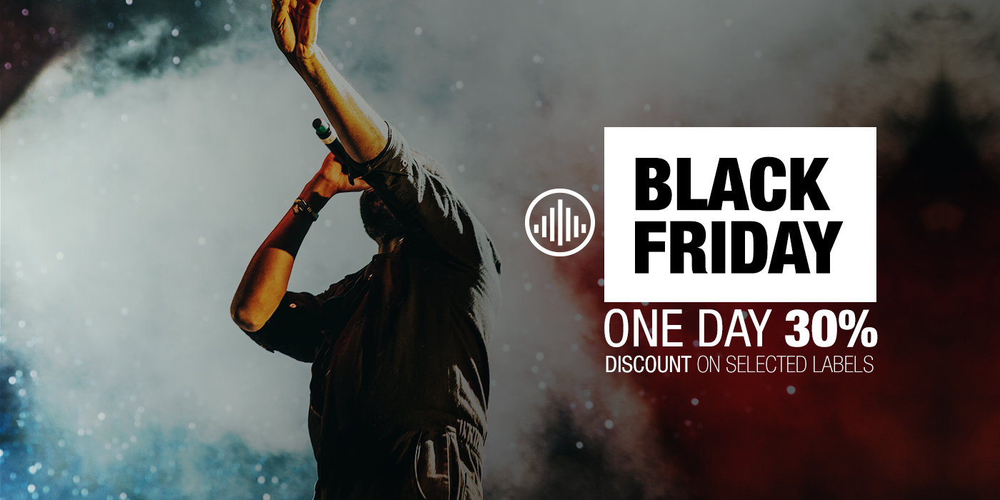 Black Friday Discount! - 30% off everything!*