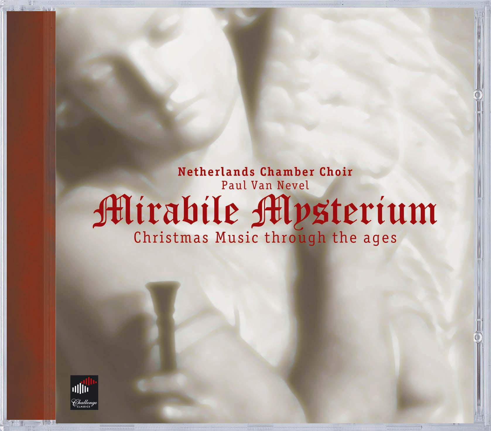 Challenge Records International - Mirabile Mysterium - Christmas ...