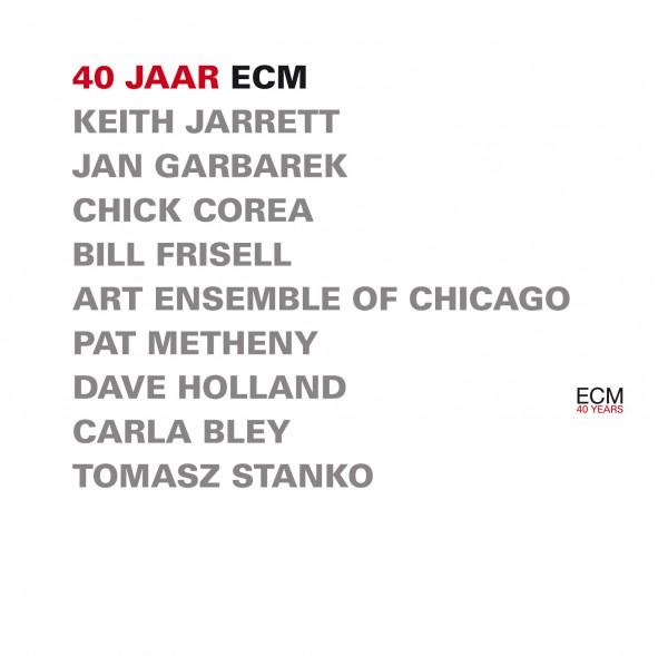 40 jaar ecm Challenge Records International   40 jaar ECM   Various Artists * 40 jaar ecm