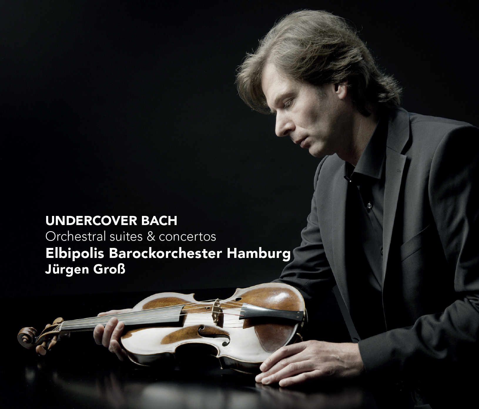 Challenge Records International - Undercover Bach - Orchestral