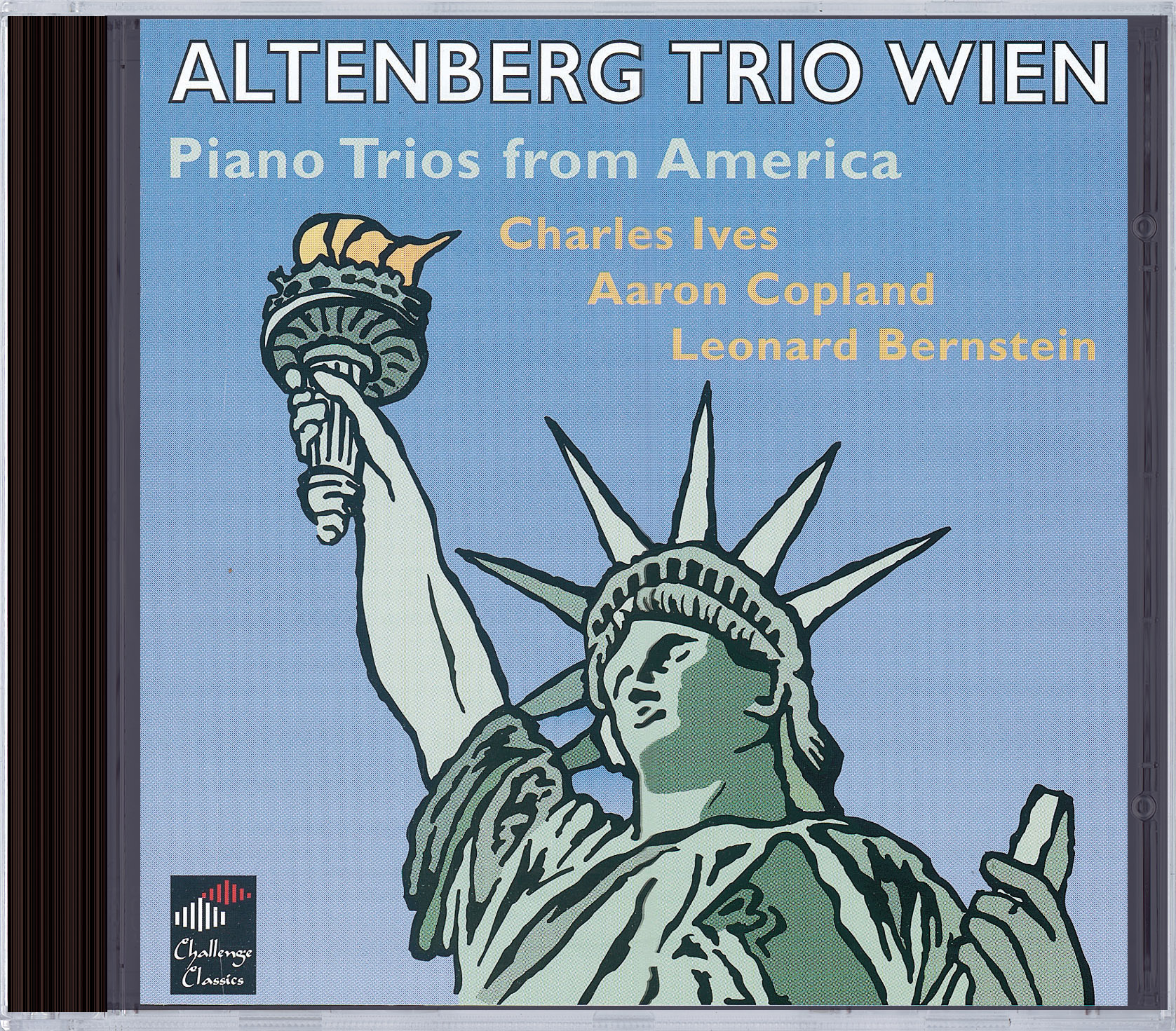 Challenge Records International - Piano Trios from America