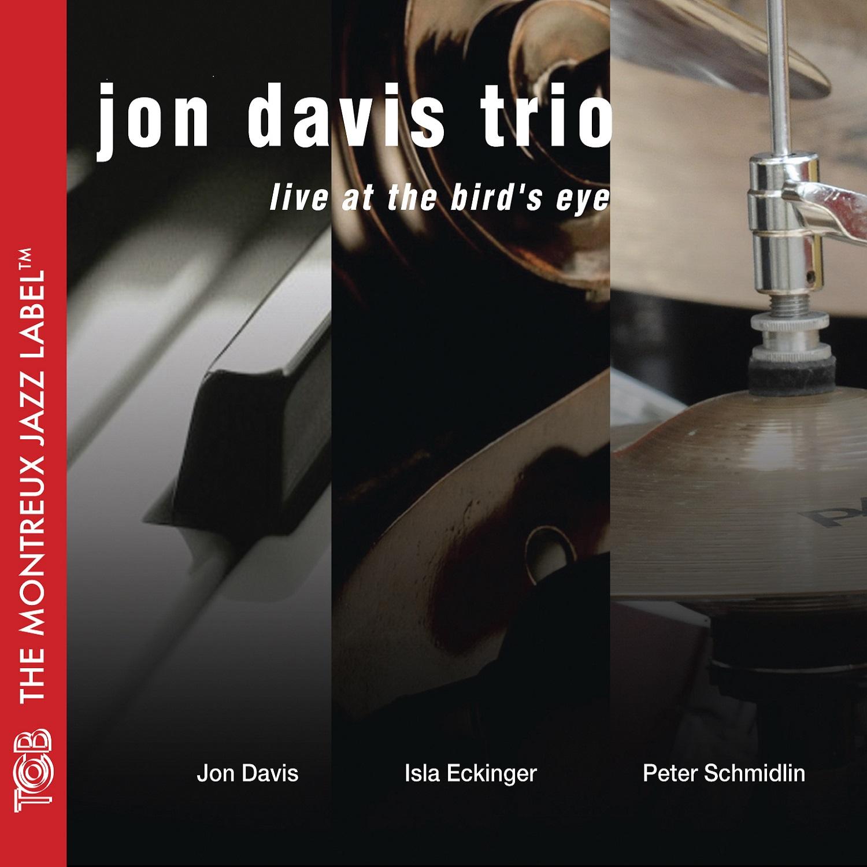 Challenge Records International Jon Davis Trio Live At The Eye Peter Schmidlin Isla Eckinger