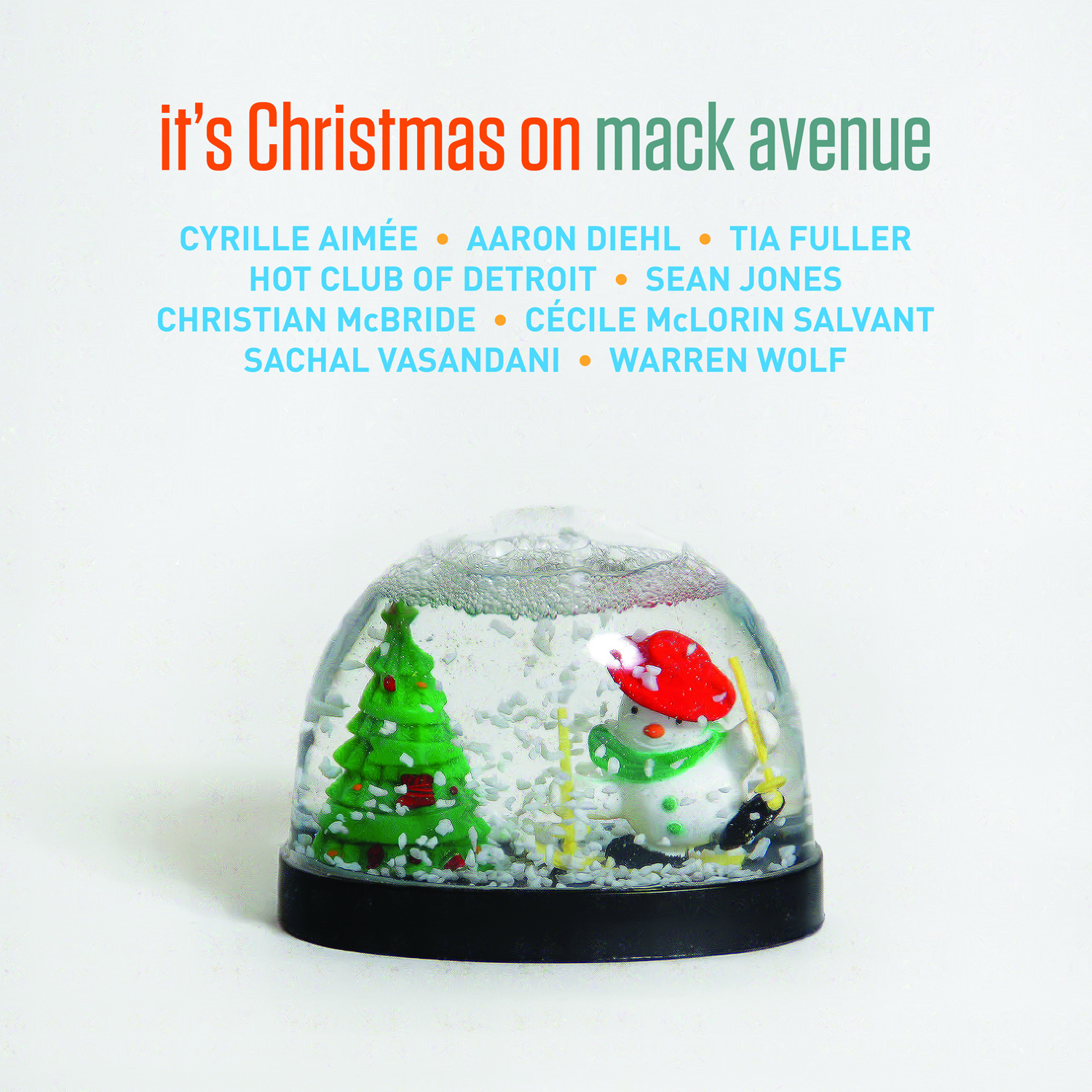 Challenge Records International - It\'s Christmas On Mack Avenue ...