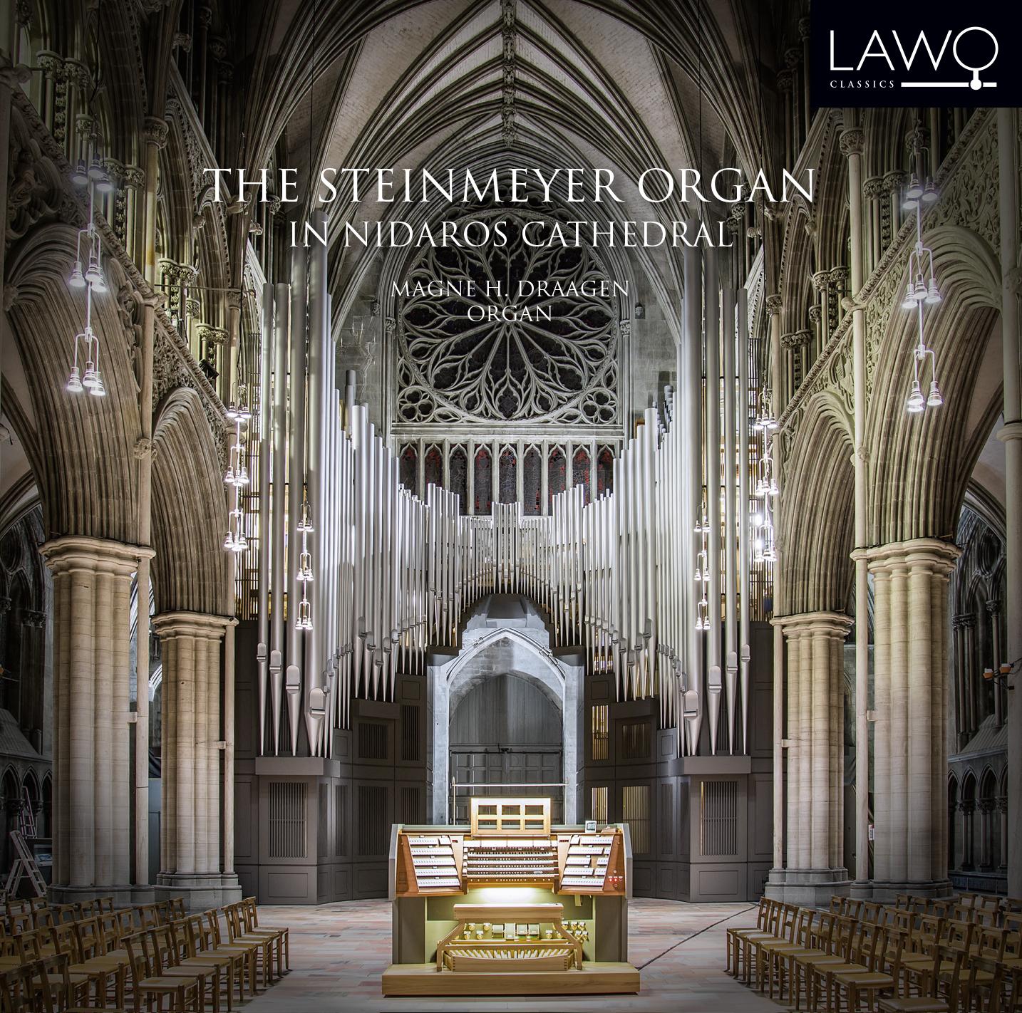 Challenge Records International The Steinmeyer Organ In Nidaros