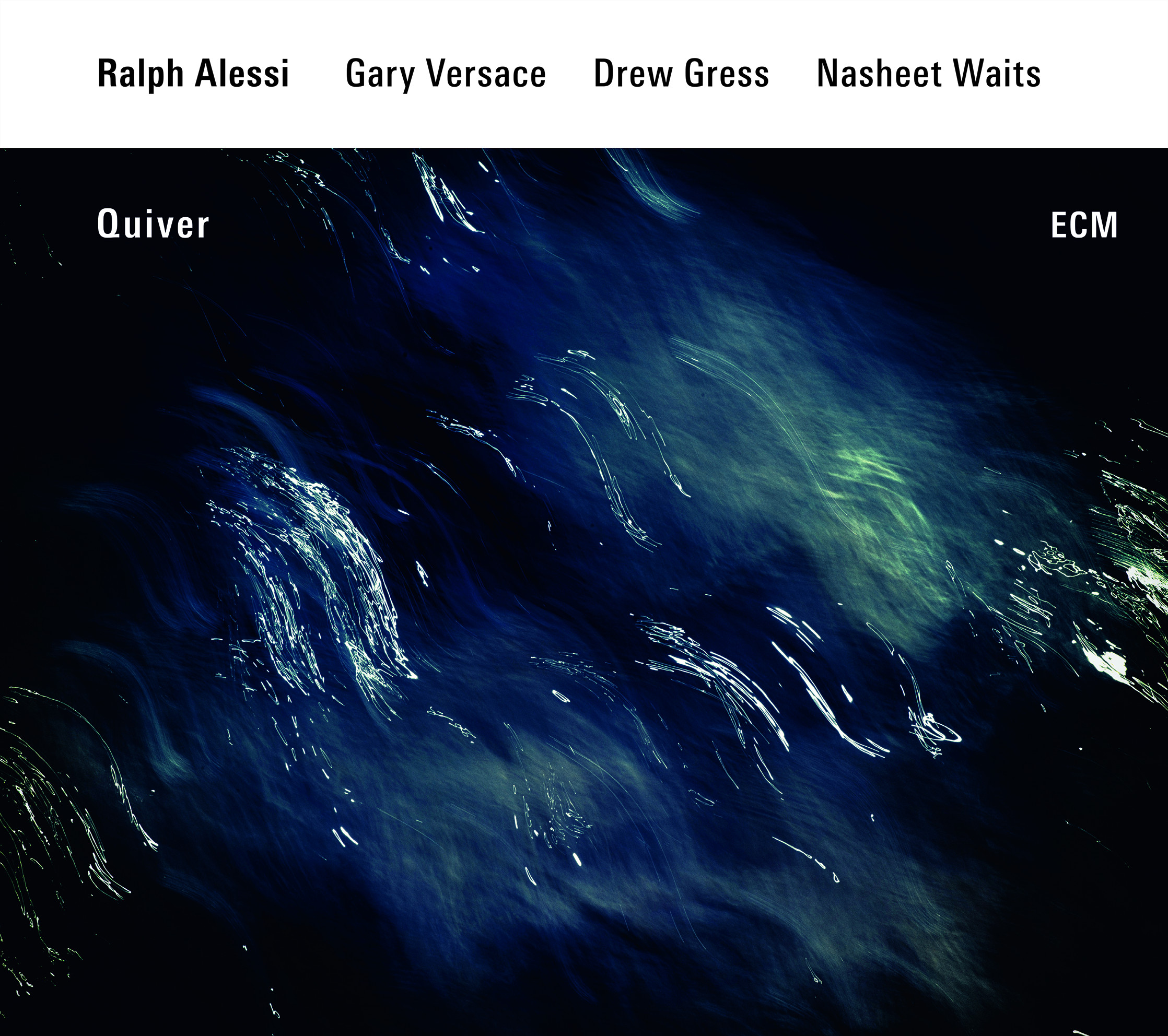 Challenge Records International - Quiver - Ralph Alessi *