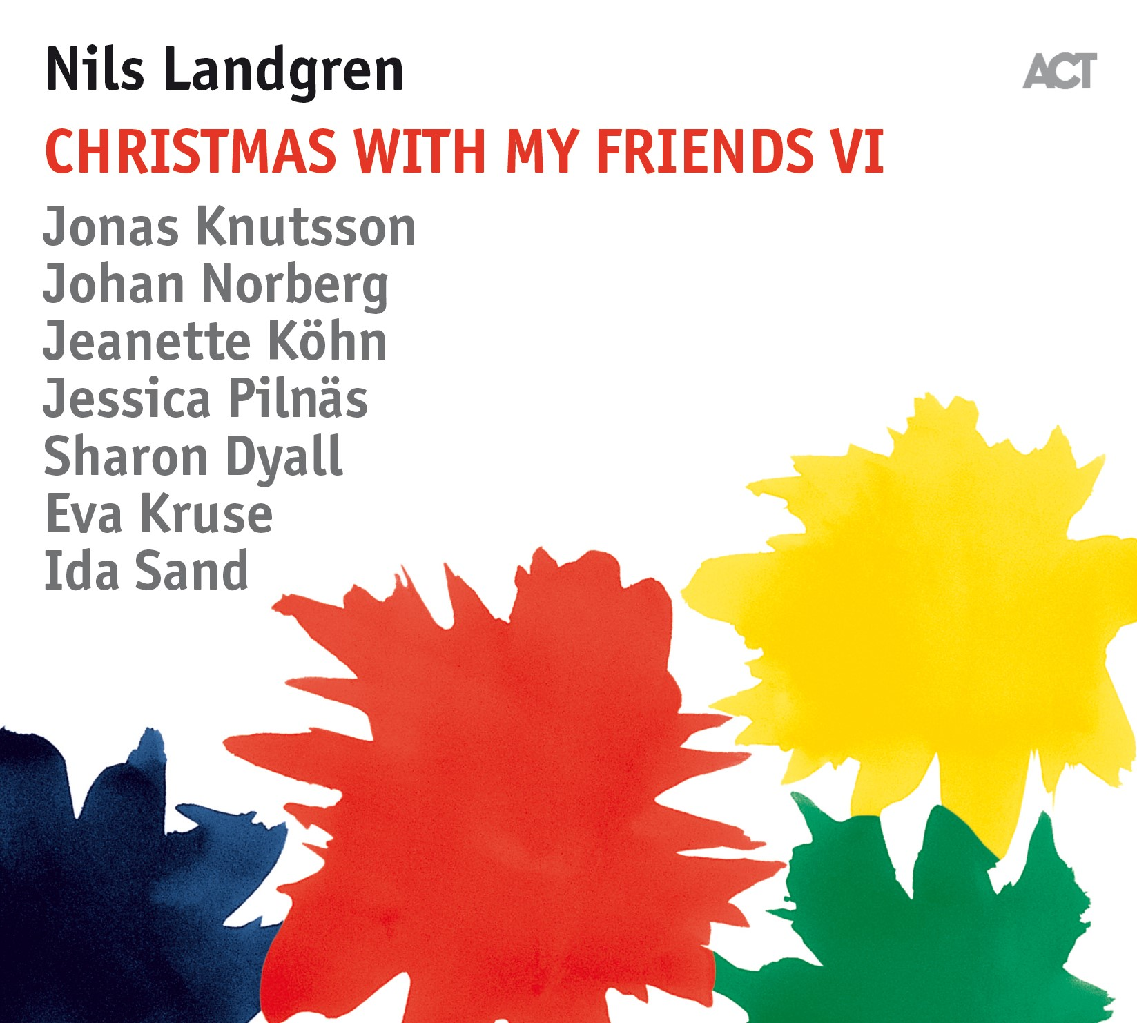 Challenge Records International - Christmas With My Friends VI ...