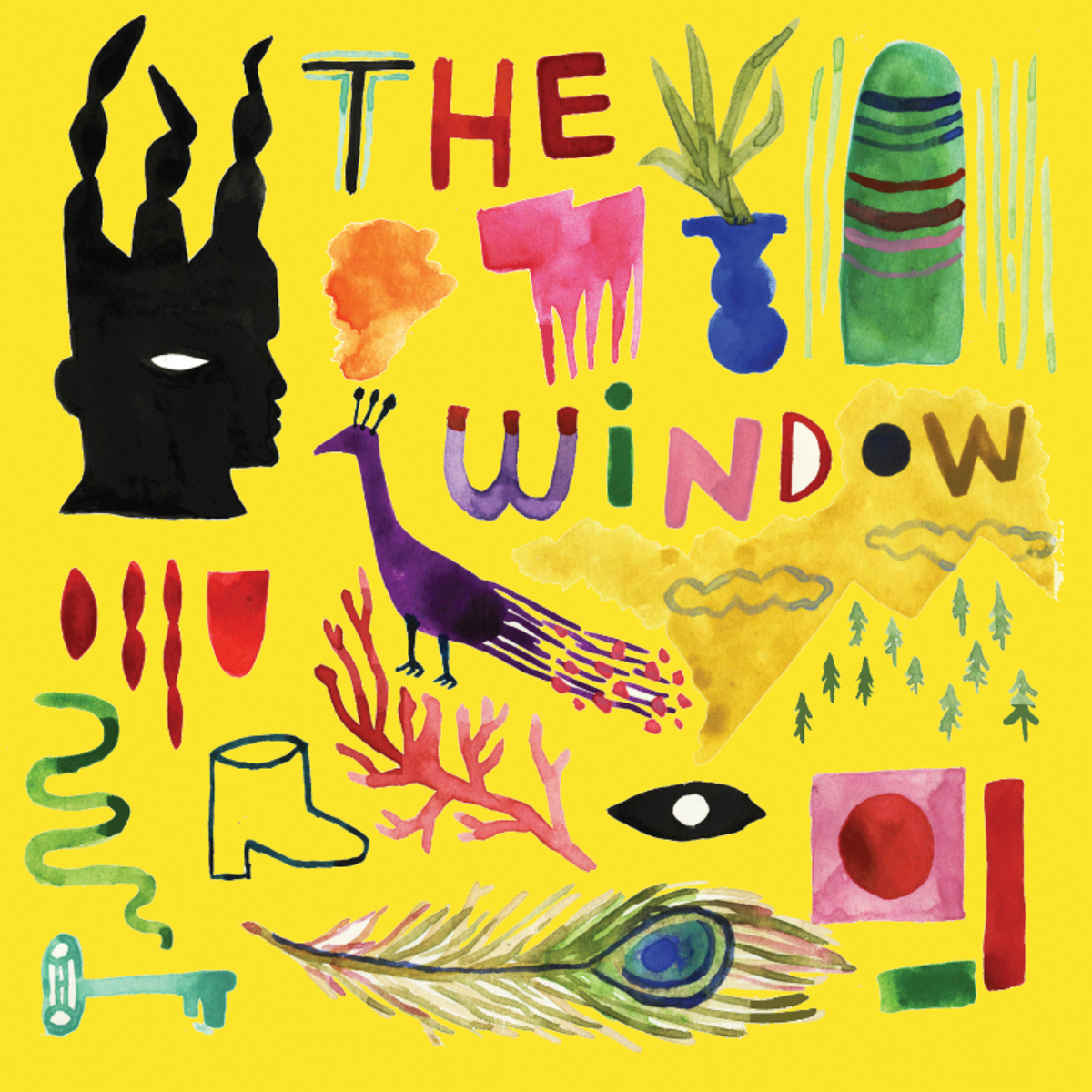 Image result for cecile mclorin salvant the window