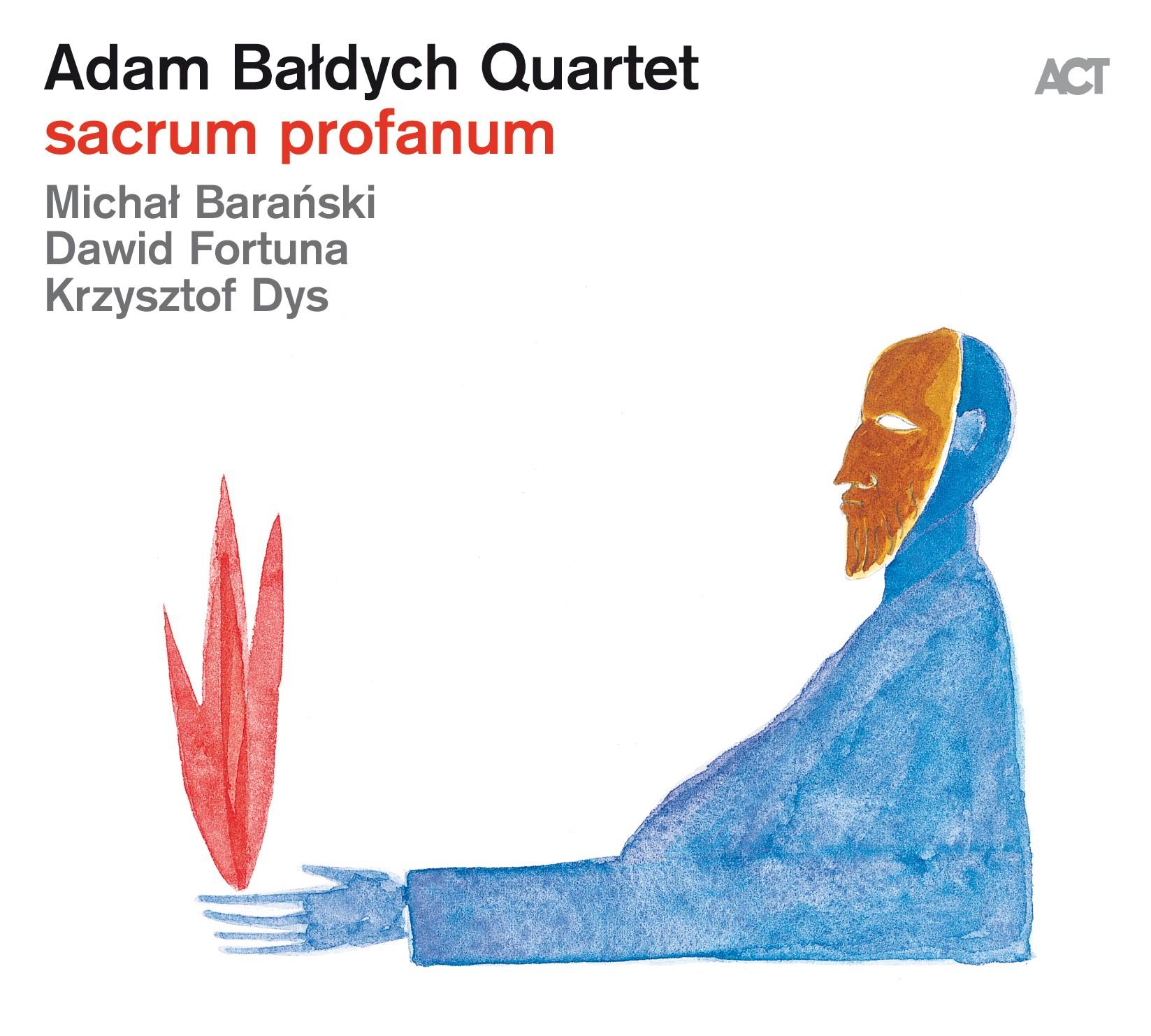 Challenge Records International Sacrum Profanum Adam Baldych