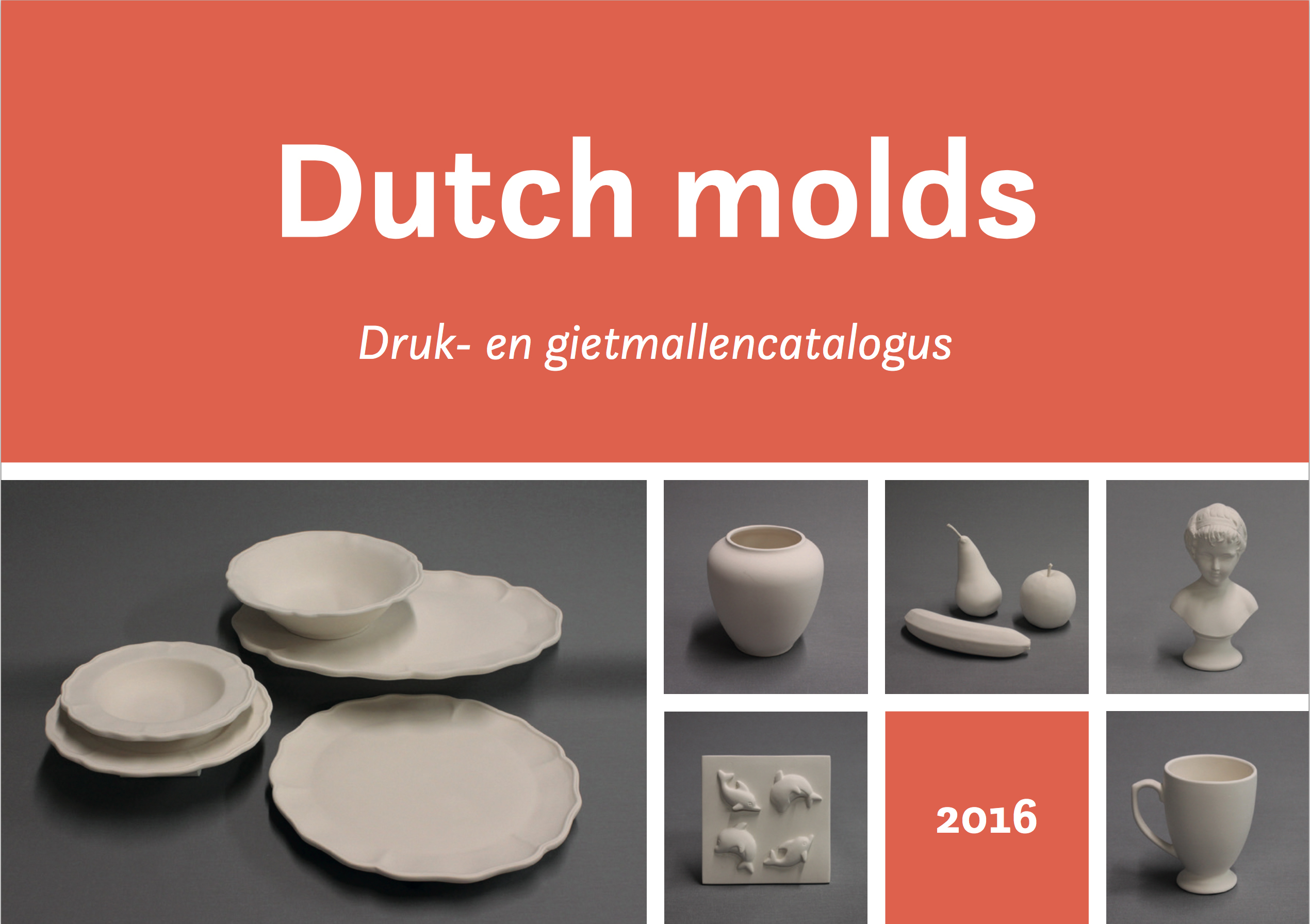 Dutch Mold druk- en gietmallencatalogus